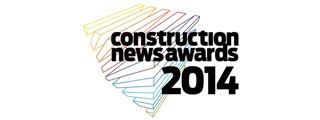 Construction News Awards 2014 logo